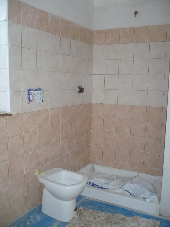 Ristrutturazione completa bagno Lonate Ceppino
