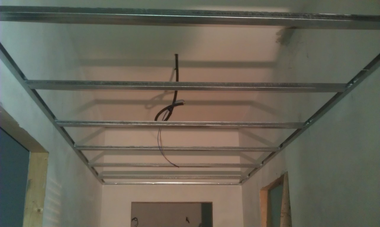 abbassamento soffitto e ristrutturazione Varese