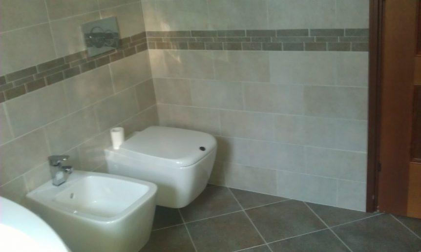 Ristrutturazione completa bagno castronno progetto casa