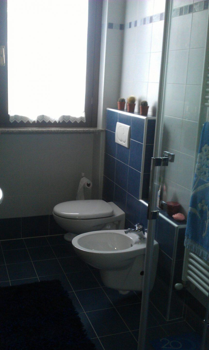 Ristrutturazione completa bagno Solbiate Arno
