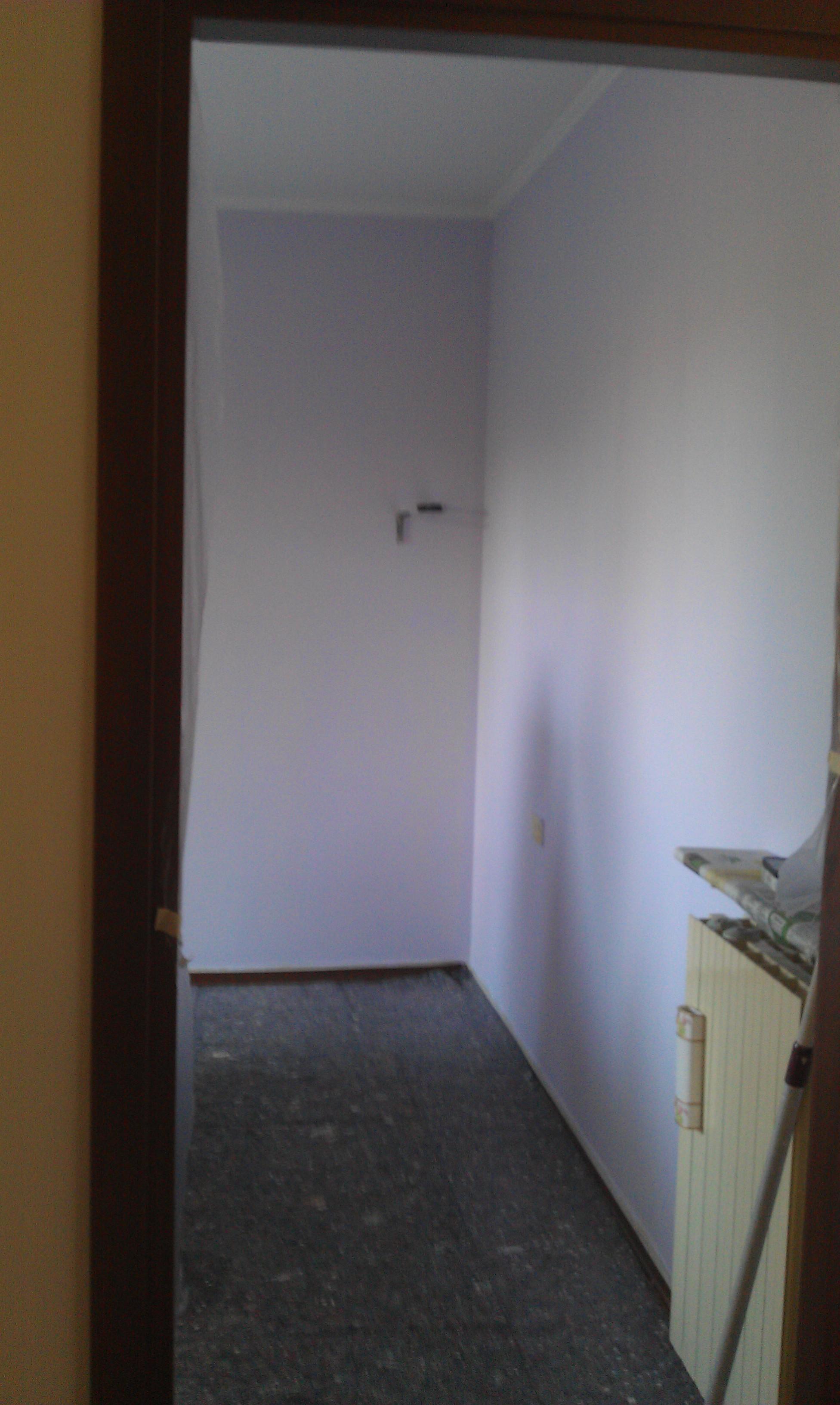 rifare il colore alle pareti