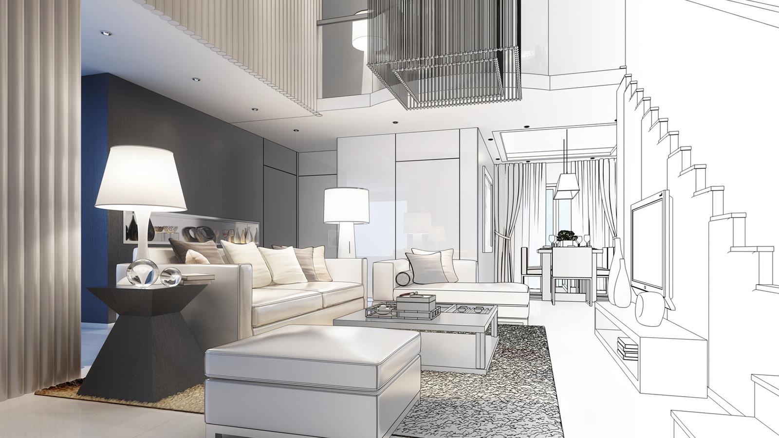 progettazione ristrutturazione appartamento castronno varese como milano